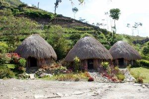 Dani huts