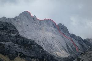 mandala Peak, Papua expedition with trek-papua tours. Mac