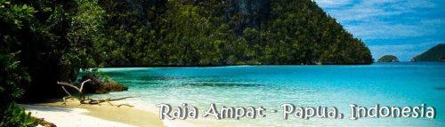 Raja ampat, west-Papua