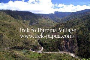 ibiroma village @2 Papua