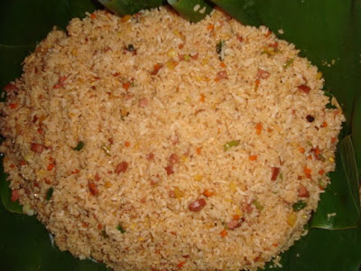 P44 Suroba fried rice special