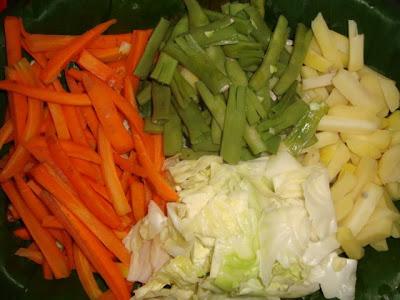 P45 Watibaga salad