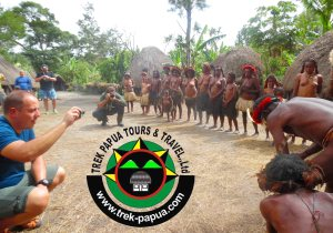 For more, keep in touch with us: Mac  (M.D of Trek Papua Tours) TREK-PAPUA TOURS. LTD  West Papua-half New Guinea western States Tourism   HEAD OFFICE   Jl. Bandara Sentani – Jayapura Papua District Headquarter - Sentani Land Line - +0967-591686 Mobile No - +62 81247628708   E Mail 		– info@Papuatravels.com / trekpapua@gmail.com  Website: 	-  www.papuatravels.com/ or www.trek-papua.com/ Skype		: wasage3