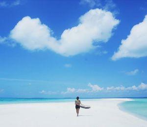 Langgur, ngurtafur beach, Maluku-Tual