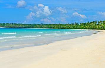 ngur-beach, Kei kecil pesona pasir panjang, Tual