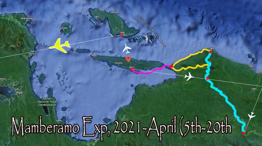 Mamberamo Expedition